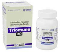 Triomune 30 mg Tablet