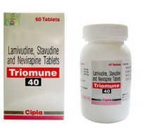 Triomune 40 mg Tablet
