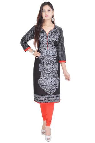 Beautifully Designed And Trendy Kurti