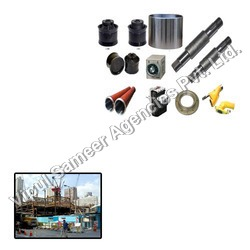 Concrete Pump Spares for Construction Site