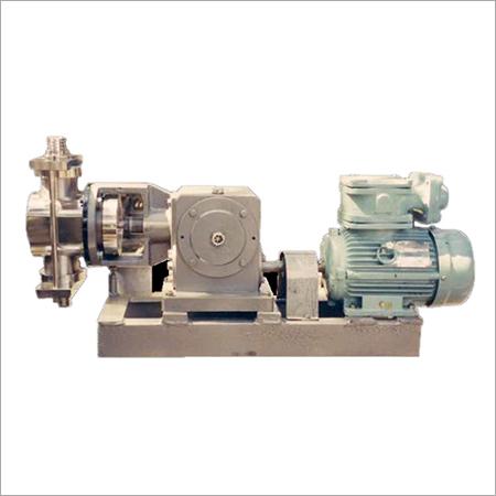 Metering Plunger Pump