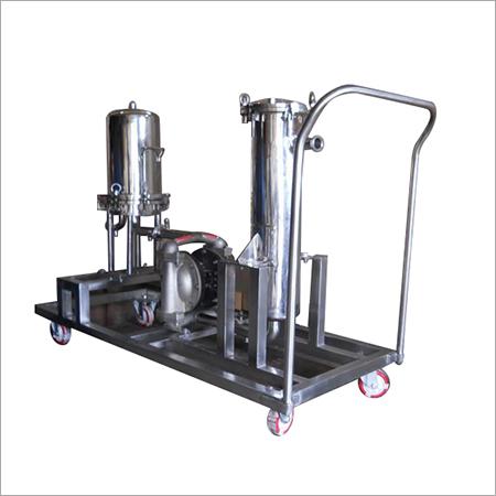 AODD Pump Trolley