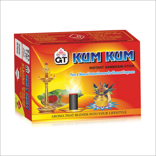 Kumkum Incense Stick