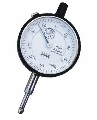 One Revolution Dial Gauge