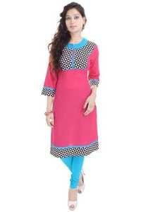 Cotton Kurti Fancy