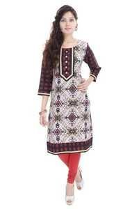Farmal cotton kurti