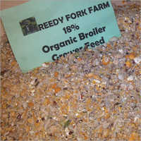Organic Chicken Broiler Feed