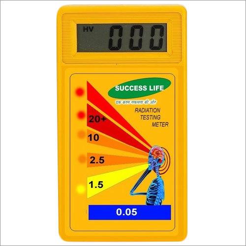 Mobile Radiation Testing Meter