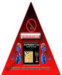 Mobile anti radiation patch