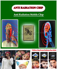 Mobile anti radiation sticker