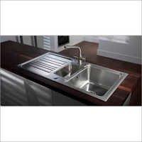 Custom Size Kitchen Sink