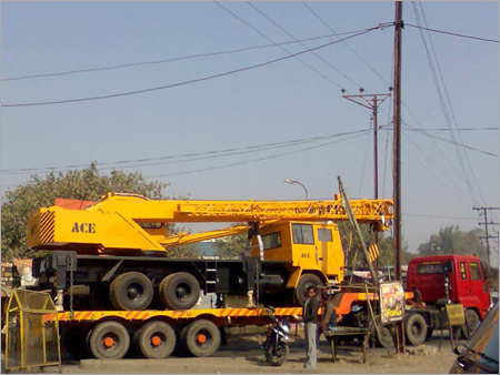 Escorts Crane Rental Services