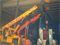 Crane Erection Services