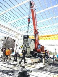 Equipment Erection Services
