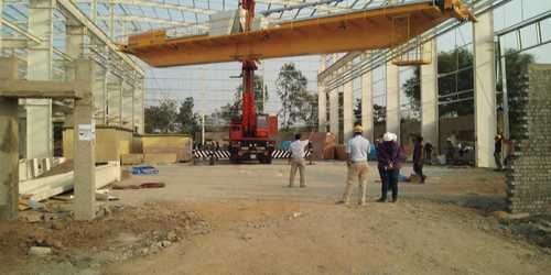 EOT Crane Erection Services