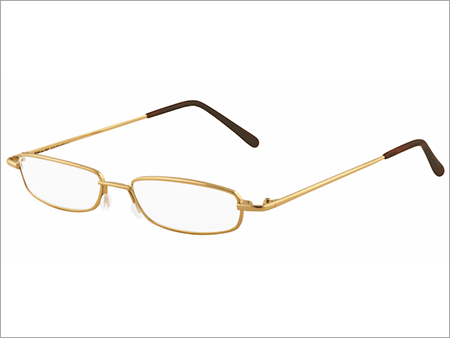 Full Rim Gold Sunglasses Frame