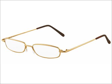 Full Rim Gold Sunglasses Frame
