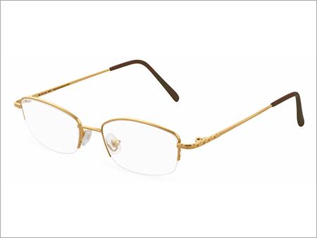 Round Eyewear Gold Frame