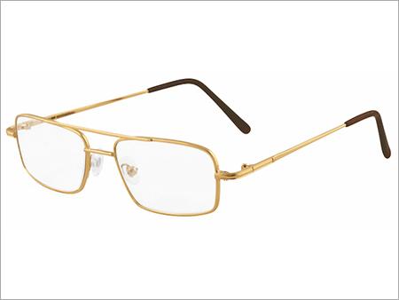 Full Rim Gold Plated Eyewear