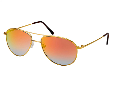 Gold Sunglasses Frame