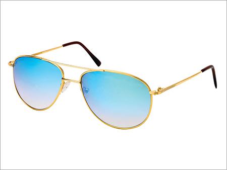Aviator Gold Sunglasses