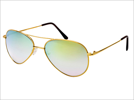 Fashion Gold Sunglasses Frame