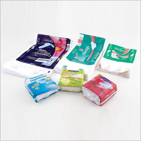 Diapers & Sanitary Product Packing Bags