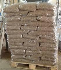 Wood Pellets, Sunflower Husk Pellets and Rice Hus Pellets