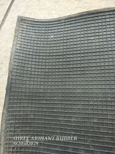 Checkered Rubber Sheets