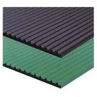 Corrugated Rubber Sheets