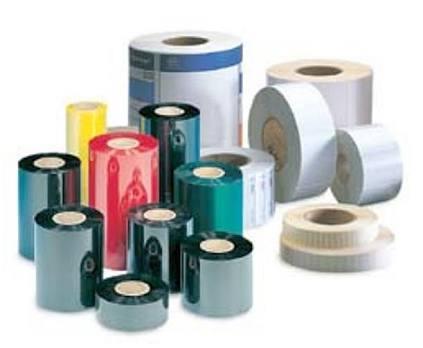 Barcode Ribbon Labels