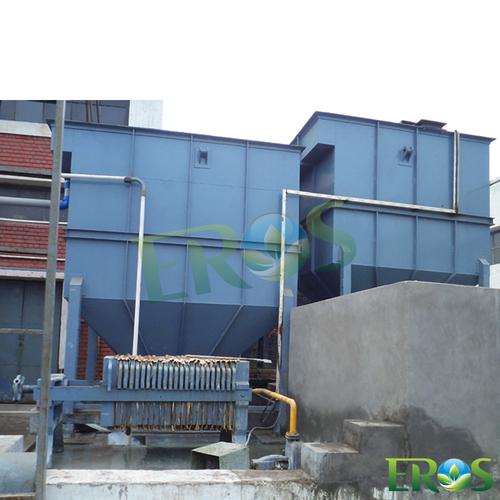 Electroplating Units Effluent Treatment Plant