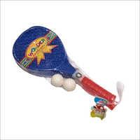 Plastic Tennis Racket Set