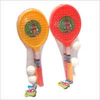 Large Plastic Tennis Racket