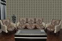 Chenille Sofa Panel Sitara