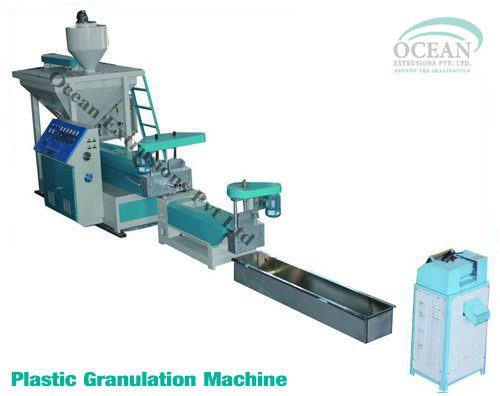 Plastic Granulation Machine