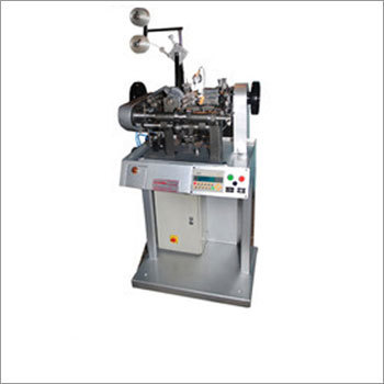Silver Chain Link Making Machine