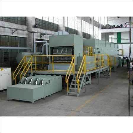 Fully Automatic Egg Carton Machine Line