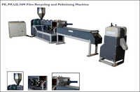 PE, PP, LD, HM Film Recycling and Pelletizing Machine