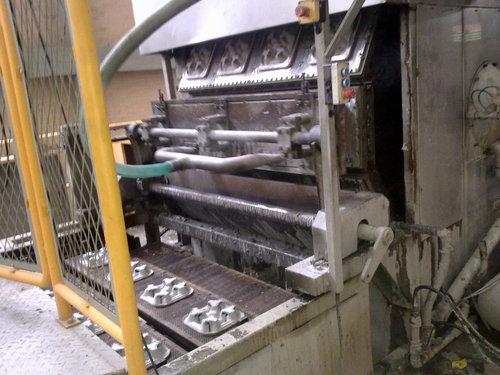 4500 Pcs/hr Apple Tray Making Machine