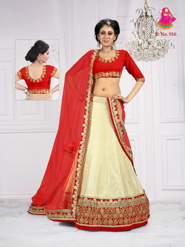 Wedding Lehenga Saree