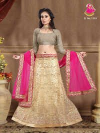 Fancy Lehenga Saree