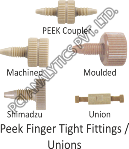 Peek Fingertight Fittings / Unions