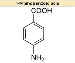 Para Amino Benzoic Acid