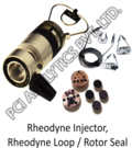Rheodyne Injector, Rheodyne Loop / Rotor Seal