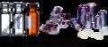 Crimp Vials With 11mm Aluminium Crimp Cap & Septa