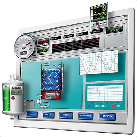 Wonderware-Schneider SCADA System