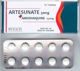 Artesunate 50 mg