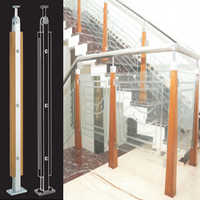Wood Balustrade