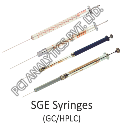 GC & HPLC Syringes